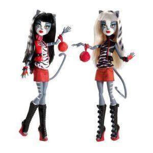 Mattel Monster High Miaoulodie et Veronronique