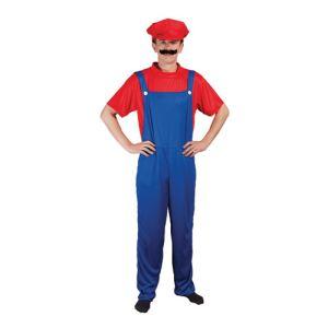 Ptit Clown Déguisement plombier Mario