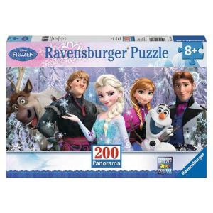 Ravensburger Puzzle XXL La Reine des Neiges Disney 200 pièces