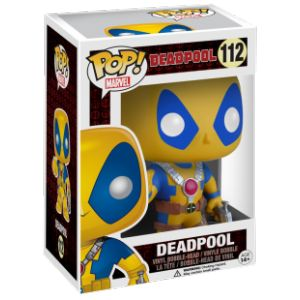 Funko Figurine Pop! Marvel : Deadpool