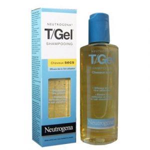 Neutrogena T/gel - Shampooing cheveux secs
