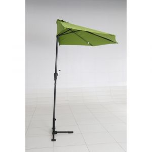 Demi parasol CUBA tilleul