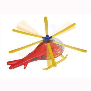 Simba Toys Sam le pompier - Hélicoptère avec figurine