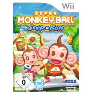 Super Monkey Ball : Step & Roll [Wii]