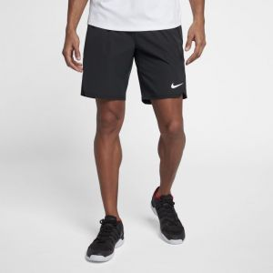 Nike Short de tennis Court Flex Ace 23 cm pour Homme - Noir - Taille XL - Homme