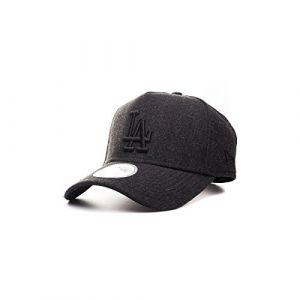 New era Trucker Chapeau Mixte, Noir, Taille Unique