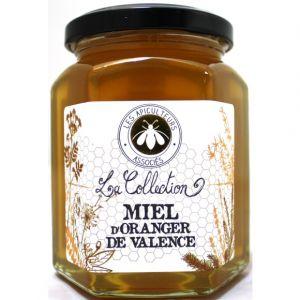 Les apiculteurs associés Miel d'oranger - Le pot de 375g