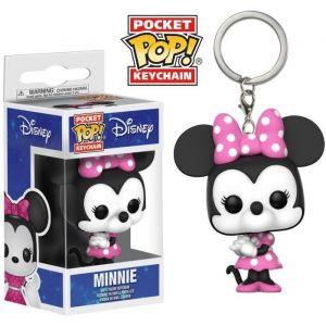 Funko Pocket Pop Keychain: Disney : Minnie 21771