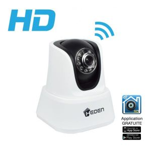 Heden CAMHD06MD0 - Caméra IP VisionCam HD