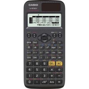 Casio FX-87DE X - Calculatrice scientifique