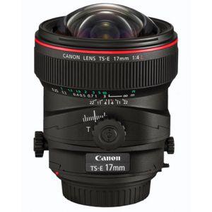 Canon 3553B005AA - Objectif à  bascule et décentrement - TS-E 17mm f/4L