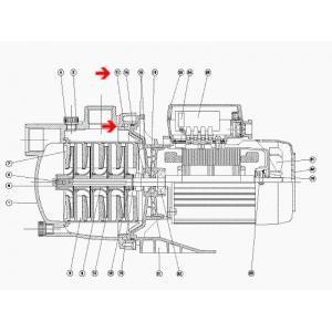 Procopi 977207 - Support de diffuseur de surpresseur Multipool