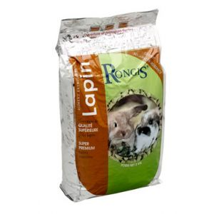 Rongis Aliment Lapin 1 kg