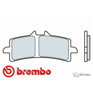 Brembo Plaquettes de frein métal fritté 07BB37SA