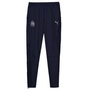 Puma Pantalon Entraînement Om Bleu Junior