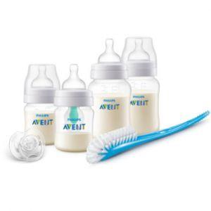 Philips Kit biberons nouveau-né anti-colique avec valve Airfree