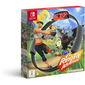 Jeu Switch Ring Fit Adventure [Switch]