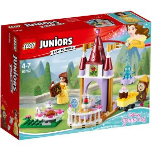 Lego 10762 - Juniors - Disney Princess : Le moment lecture de Belle