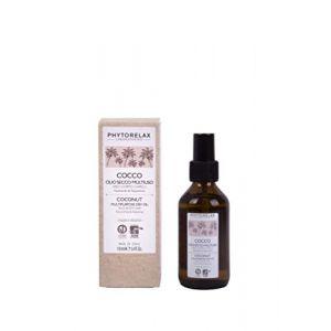 Phytorelax Laboratories Coconut multipurpose dry oil