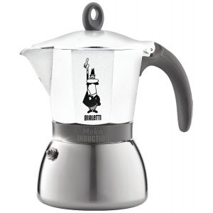 Bialetti Moka Induction 6 tasses - Cafetière italienne