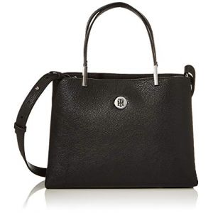 Tommy Hilfiger Sac à main TH CORE MED SATCHEL Noir - Taille Unique