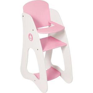 Bayer Design 50101 - Chaise haute Princesse Rose