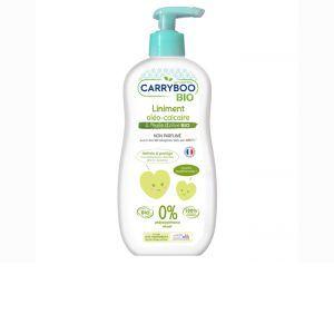 Carryboo Liniment Oléo-Calcaire à l'Huile d'Olive Bio - 450 ml