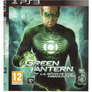 Green Lantern : La Révolte des Manhunters [PS3]