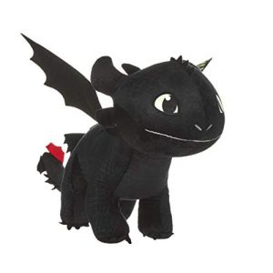 Joy Toy Dragons 3 Peluche Toothless Glow In The Dark 60 Cm