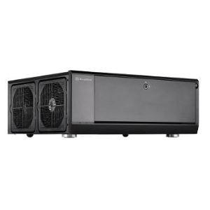 Silverstone Grandia GD10 (SST-GD10B) - Boîtier Multimédia sans alimentation