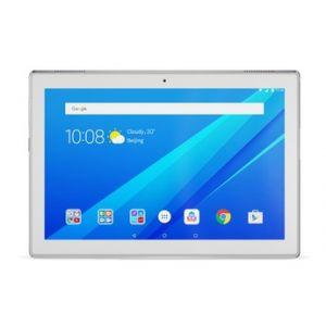 Lenovo Tablette Tab4 10 Plus ZA2M 64 Go 10.1 pouces Blanc