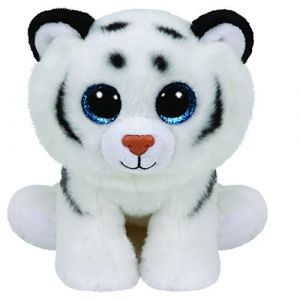 Ty Beanies - Peluche Tundra Le Tigre 23 cm