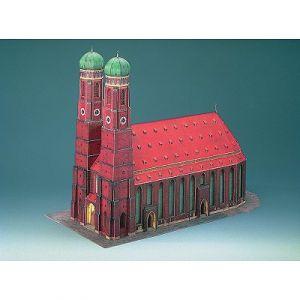 Schreiber-bogen 72459 - Maquette en carton Cathédrale de Munich, Allemagne