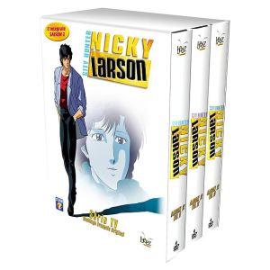 Coffret Nicky Larson City Hunter : L'intégrale Saison 2