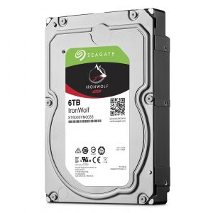 "Seagate IronWolf 6 To (ST6000VN0033) - Disque dur interne 3.5"" SATA III"