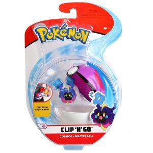 Bandai Figurine 5 cm et Poké Ball - Pokémon - Concombaffe