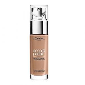 L'Oréal Accord Parfait 5.D. Sable Doré - Fond de teint fondant unifiant perfecteur