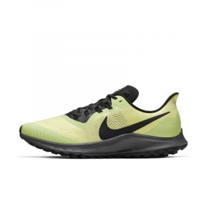 Nike Chaussure de running Air Zoom Pegasus 36 Trail pour Homme - Vert - Taille 45 - Male