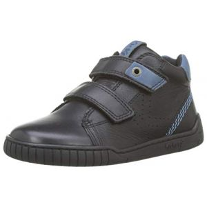 Kickers Chaussures enfant Wip Noir - Taille 36,28,29,30,31,32,33,34,35