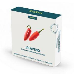 Tregren Capsule de graines Jalapeno pour Genie ou Herbie