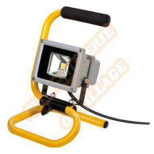 Brennenstuhl Projecteur Led Portable CHIP 10W - 1171600121