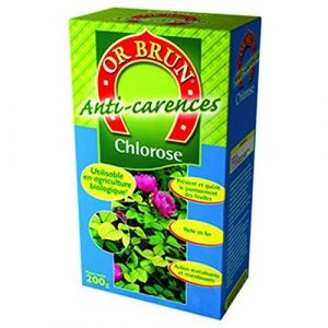 Or Brun Engrais Anti-chlorose 200g