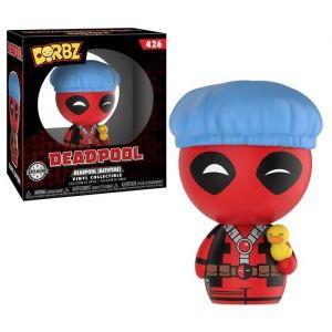 Funko Figurine Marvel - Deadpool: Deadpool bonnet de bain - Exclusive