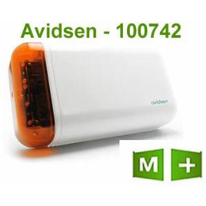 Avidsen 100742 - Sirène sans fil