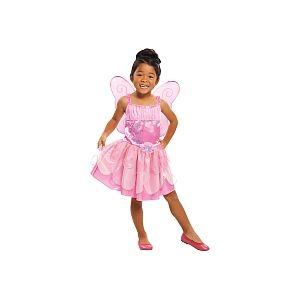 Dream Dazzlers Robe de fée papillon rose