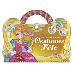 Play Bac Lili Chantilly - Tout pour dessiner mes costumes de fêtes
