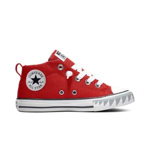 Converse Chaussures enfant Chuck Taylor All Star Street Shark Bite - Couleur 36,37,38,27,28,29,30,31,32,33,34,35 - Taille Rouge