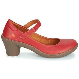 Art Chaussures escarpins ALFAMA Rouge - Taille 40