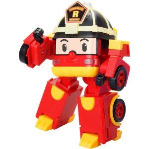 Ouaps Robocar Poli - Véhicule transformable Roy 30 cm