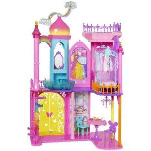 Mattel Château Arc-en-ciel Barbie
